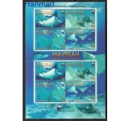 Znaczek St. Vincent i Grenadyny / Mayreau 2009 Mi 46-49 Czyste **