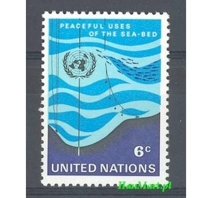 Znaczek Narody Zjednoczone Nowy Jork 1971 Mi 231 Czyste **