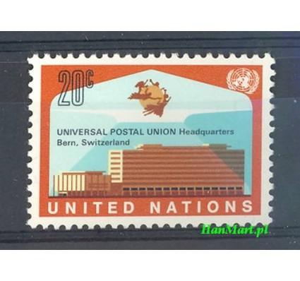 Znaczek Narody Zjednoczone Nowy Jork 1971 Mi 235 Czyste **