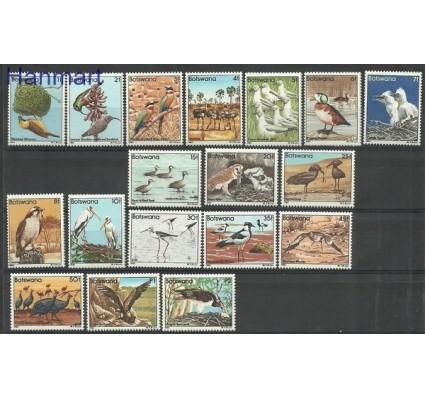 Znaczek Botswana 1982 Mi 299-316 Czyste **