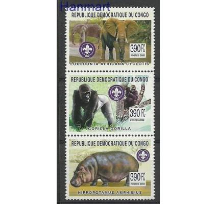 Znaczek Kongo Kinszasa / Zair 2003 Mi 1755-1757 Czyste **
