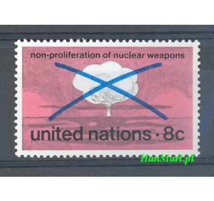 Znaczek Narody Zjednoczone Nowy Jork 1972 Mi 243 Czyste **