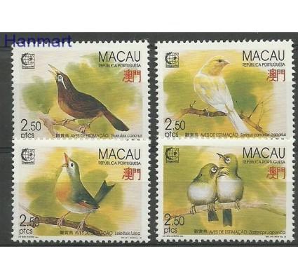 Znaczek Makau 1995 Mi 814-817 Czyste **