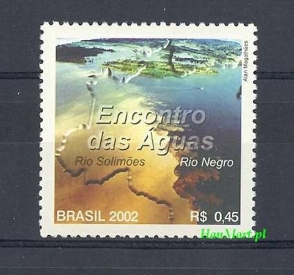 Znaczek Brazylia 2002 Mi 3268 Czyste **