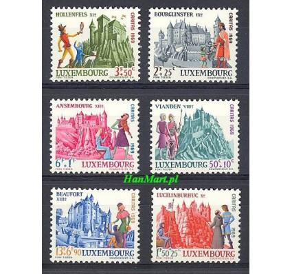 Znaczek Luksemburg 1969 Mi 798-803 Czyste **