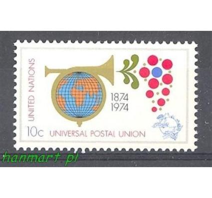 Znaczek Narody Zjednoczone Nowy Jork 1974 Mi 266 Czyste **