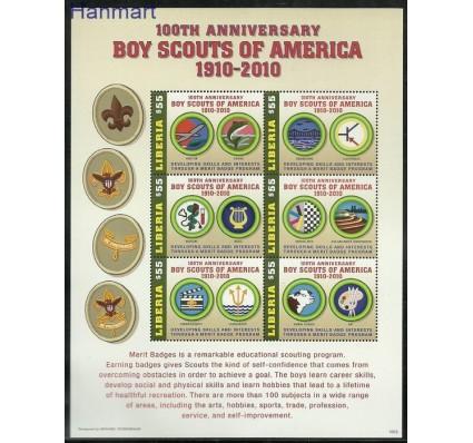 Znaczek Liberia 2010 Mi 5657-5662 Czyste **