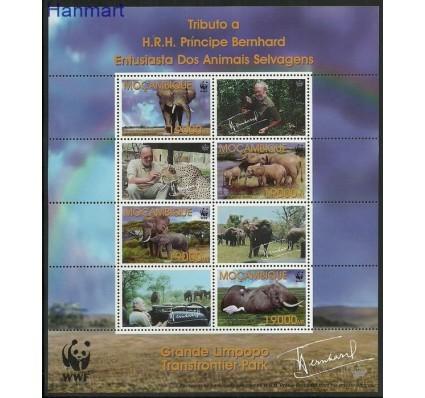 Znaczek Mozambik 2002 Mi 2393-2396 Czyste **