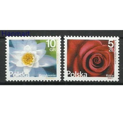 Znaczek Polska 2015 Mi 4788-4789 Fi 4638-4639 Czyste **