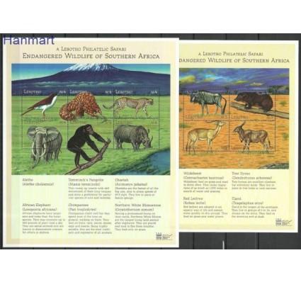 Znaczek Lesotho 2000 Mi 1664-1679 Czyste **