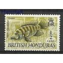 Honduras Brytyjski 1971 Mi 260 Czyste **