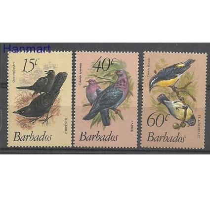 Znaczek Barbados 1982 Mi 551-553 Czyste **