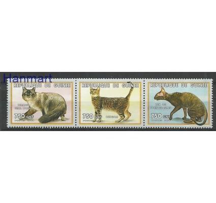 Znaczek Gwinea 1999 Mi 2482-2484 Czyste **