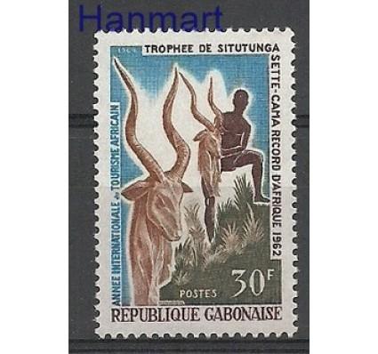 Znaczek Gabon 1969 Mi 329 Czyste **