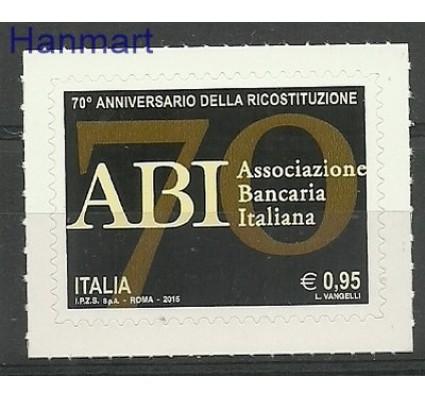 Znaczek Włochy 2015 Mi 3836 Czyste **