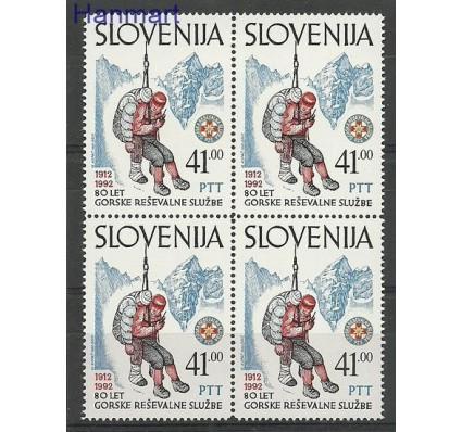 Znaczek Słowenia 1992 Mi 24 Czyste **