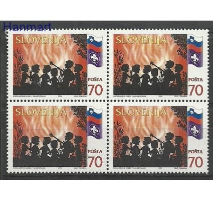 Znaczek Słowenia 1995 Mi vie 120 Czyste **