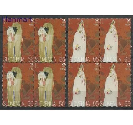 Znaczek Słowenia 2002 Mi 378-379 Czyste **