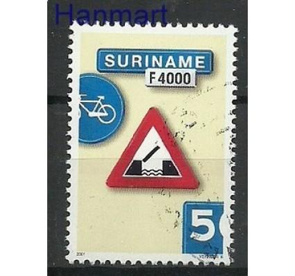 Znaczek Surinam 2001 Mi 1781 Czyste **