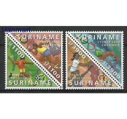 Znaczek Surinam 2000 Mi 1741-1744 Czyste **