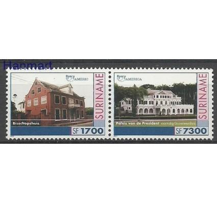 Znaczek Surinam 2001 Mi 1789-1790 Czyste **