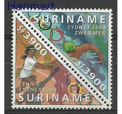 Znaczek Surinam 2000 Mi 1743-1744 Czyste **
