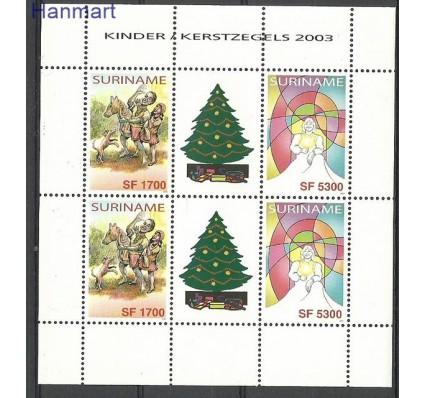 Znaczek Surinam 2003 Mi 1890-1891 Czyste **