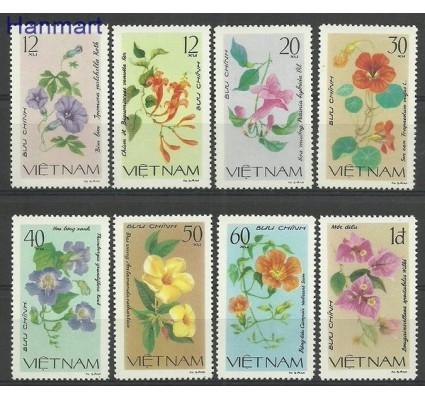 Znaczek Wietnam 1980 Mi 1137-1144 Czyste **