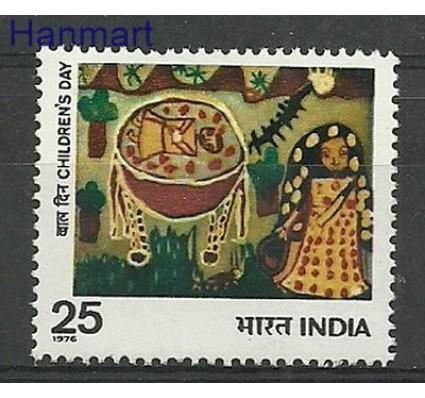 Znaczek Indie 1976 Mi 698 Czyste **