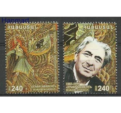 Znaczek Armenia 2013 Mi 857-858 Czyste **