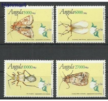 Znaczek Angola 1994 Mi 977-980 Czyste **