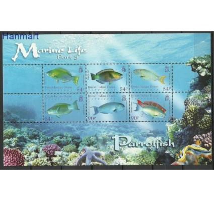 Znaczek Brytyjskie Terytorium Oceanu Indyjskiego 2007 Mi 424-429 Czyste **