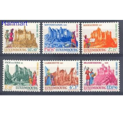 Znaczek Luksemburg 1970 Mi 814-819 Czyste **