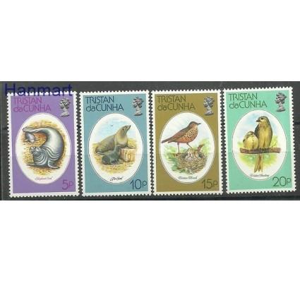 Znaczek Tristan da Cunha 1979 Mi 253-256 Czyste **
