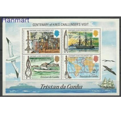 Znaczek Tristan da Cunha 1973 Mi bl 1 Czyste **