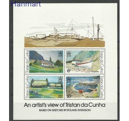 Znaczek Tristan da Cunha 1978 Mi bl 7 Czyste **