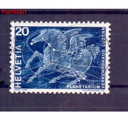 Znaczek Szwajcaria 1969 Stemplowane