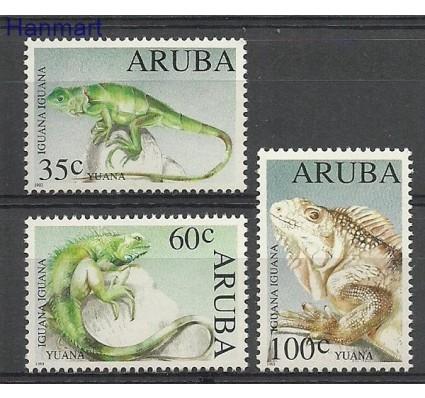 Znaczek Aruba 1993 Mi 128-130 Czyste **