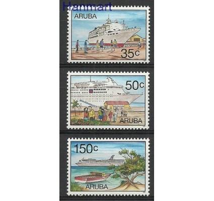 Znaczek Aruba 1997 Mi 205-207 Czyste **