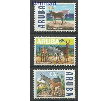 Znaczek Aruba 1999 Mi 229-231 Czyste **