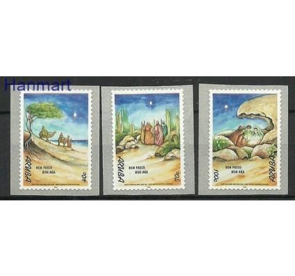 Znaczek Aruba 1999 Mi 247-249 Czyste **