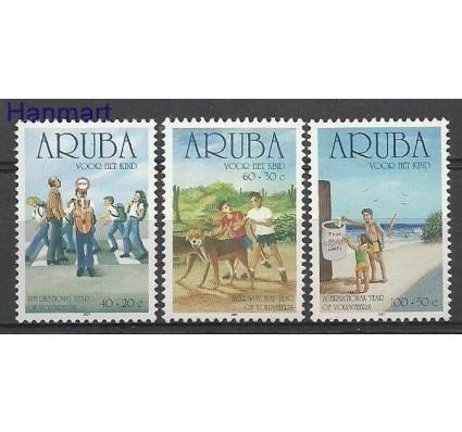 Znaczek Aruba 2001 Mi 282-284 Czyste **