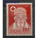 Norwegia 1945 Mi 307 Czyste **