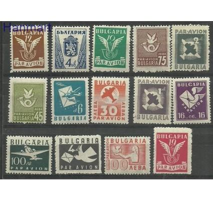 Znaczek Bułgaria 1946 Mi 534-546 Czyste **