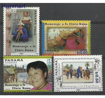 Znaczek Panama 2002 Mi 1895-1898 Czyste **