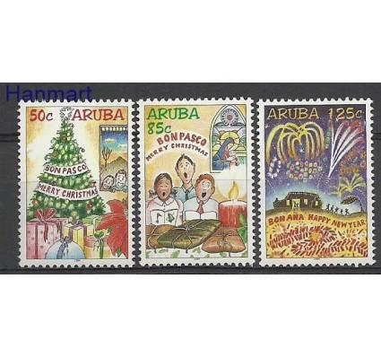 Znaczek Aruba 2004 Mi 334-336 Czyste **