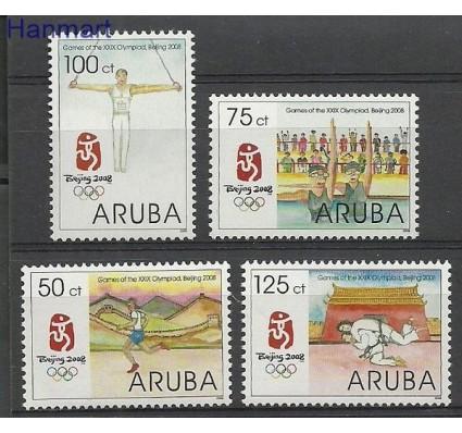 Znaczek Aruba 2008 Mi 411-414 Czyste **