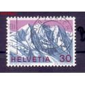Szwajcaria 1970 Stemplowane
