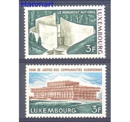 Znaczek Luksemburg 1972 Mi 850-851 Czyste **