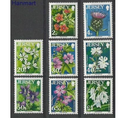 Znaczek Jersey 2005 Mi 1187-1194 Czyste **